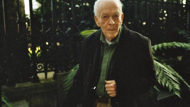 El intelectual Gene Sharp murió en su casa de Boston a los 90 años. (@GeneSharpaei)