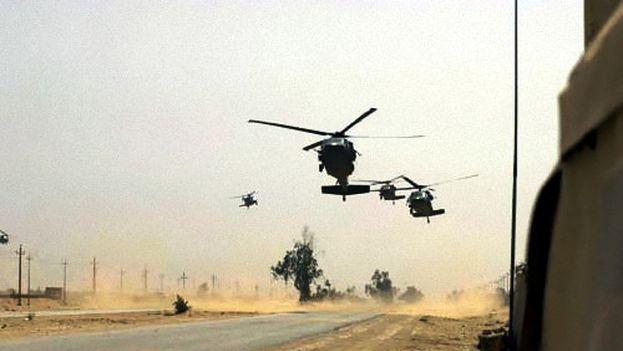 """La invasión y posterior inestabilidad en Irak han causado, hasta julio de 2009, """"la muerte de al menos 150.000 iraquíes, según el informe. (Wikicommons)"""