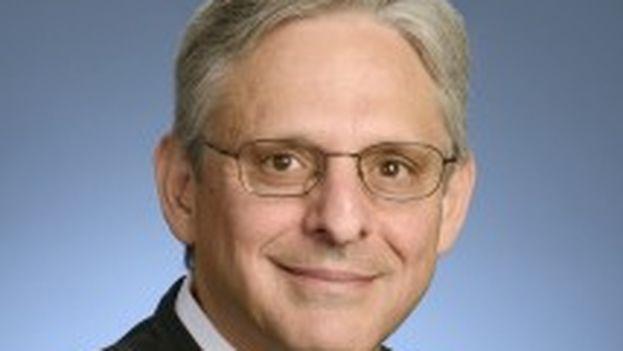 El juez Merrick Garland. (Wikicommons)