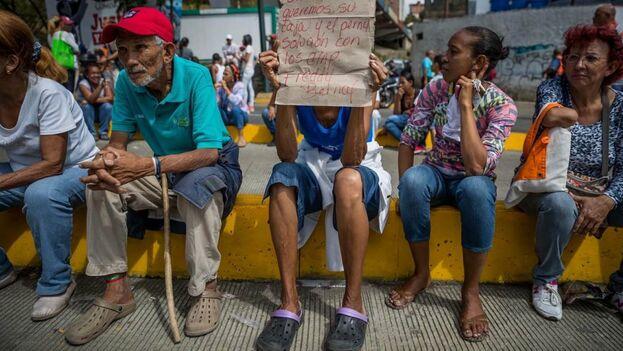 """Durante una disertación acerca de la democracia y los retos de la ciudadanía latinoamericana el expresidente boliviano expresó: """"libertad para Venezuela, eso es lo que quiero"""". (EFE/Miguel Gutiérrez)"""