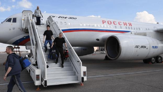 La liberación de presos es el primer paso de Moscú para el acercamiento con Kiev. (EFE)