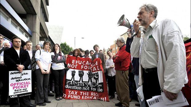 El líder laboralista Jeremy Corbyn (socialistparty.org)