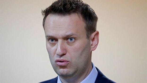 El líder opositor ruso Alexéi Navalni. (EFE)