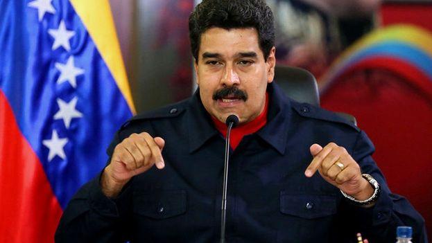 El mandatario venezolano, Nicolás Maduro. (EFE)