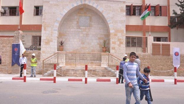 Algunos gazatíes intentan vivir al margen de unas manifestaciones que consideran inútiles frente a la maquinaria de Israel. (VisitPalestina)
