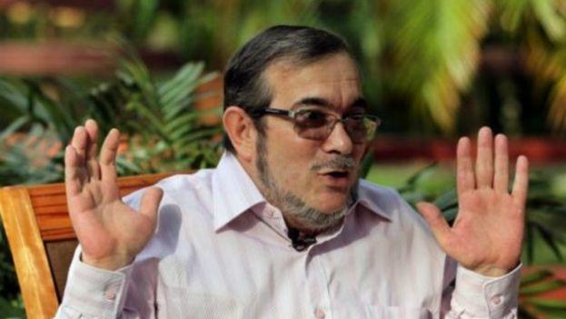 """Como buen marxista-leninista de la vertiente cubana, Timochenko transferirá la riqueza existente de manos de los """"oligarcas"""" a los cuadros que segregará la mítica revolución. (EFE)"""
