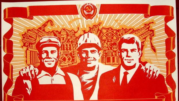 Los marxistas analizan la economía despreciando la motivación humana como elemento de creación de riqueza. (Archivo)