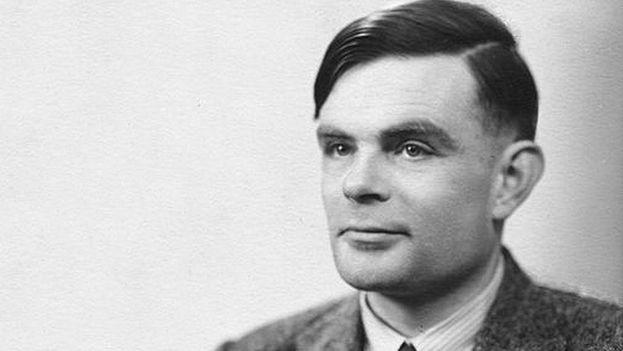 El matemático británico Alan Turing. (CC)