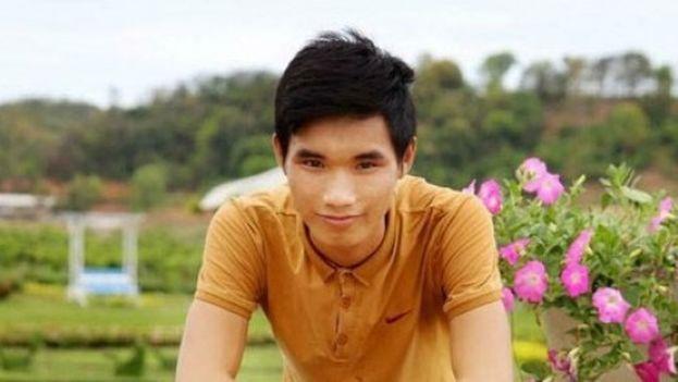 El activista medioambiental Nguyen Van Hoa ha sido hallado culpable por documentar el mayor vertido tóxico de la historia de su país. (Facebook)