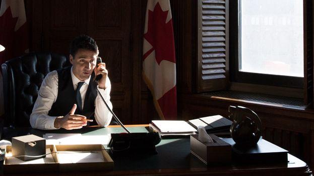 El primer ministro de Canadá, Justin Trudeau (Twitter/@JustinTrudeau)