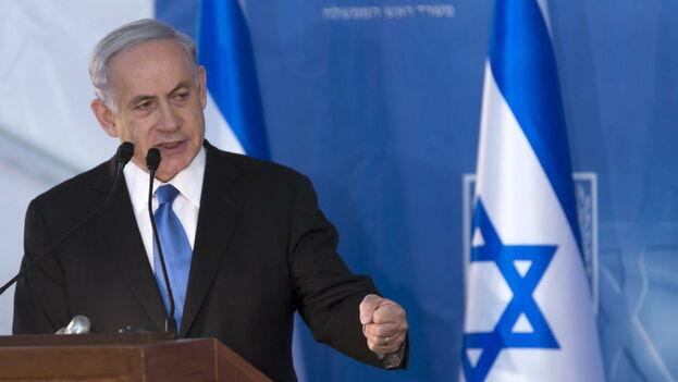 El primer ministro israelí Benjamin Netanyahu. (EFE)