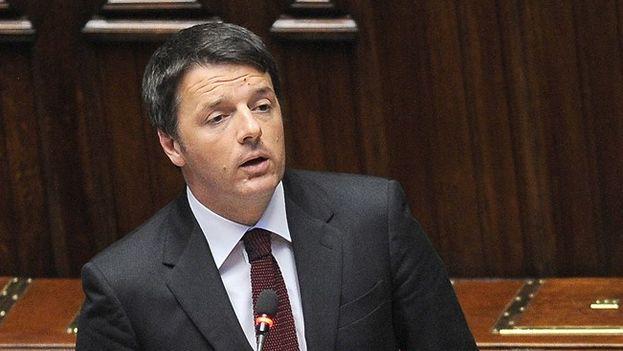 El primer ministro italiano, Matteo Renzi. (Facebook)