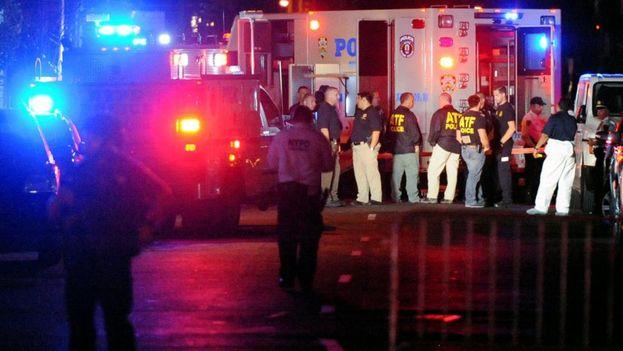 En alerta policía neoyorquina por reciente explosión que dejó decenas de heridos. (Redes)