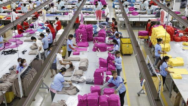 150.000 norcoreanos que operan en condiciones similares en todo el mundo, la mayoría de ellos en China y Rusia. (Archivo EFE)