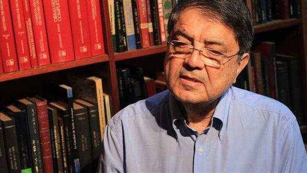 El escritor y novelista nicaragüense Sergio Ramírez. (EFE)