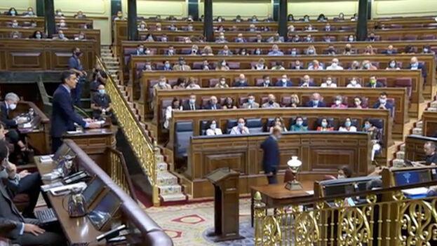En noviembre, el Congreso español debatió una proposición no de ley sobre los presos cubanos. (Congreso)