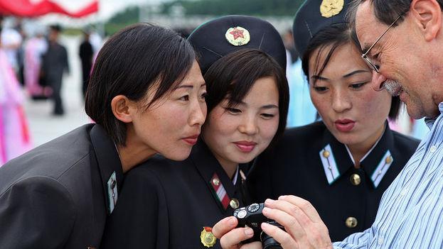 Se calcula que la cifra de turistas occidentales que recibe Corea del Norte está en torno al 5%. (Roman Harak/CC)
