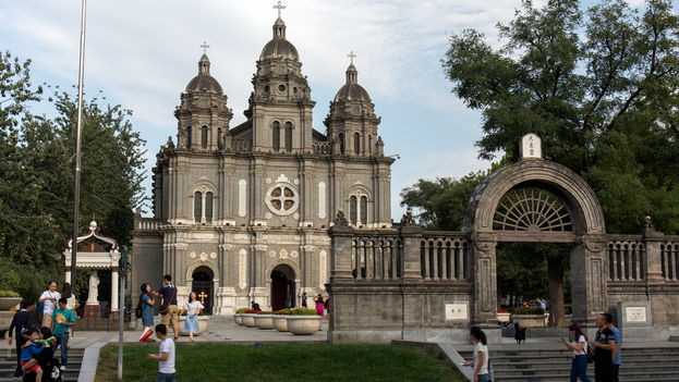 Aunque oficialmente en China existe la libertad de culto, varias organizaciones denuncian abusos contra distinta religiones.(CC)