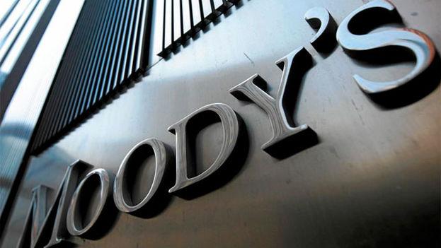 Una de las oficinas de la agencia calificadora Moody's (CC)