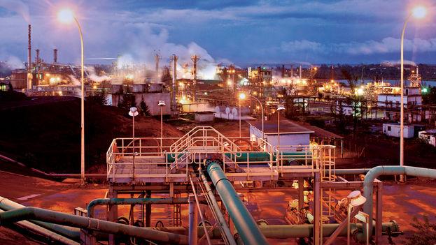 Las operaciones económicas de Sherritt se concentran en una empresa mixta en producción de níquel en la zona oriental de Moa. (Sherrit International)