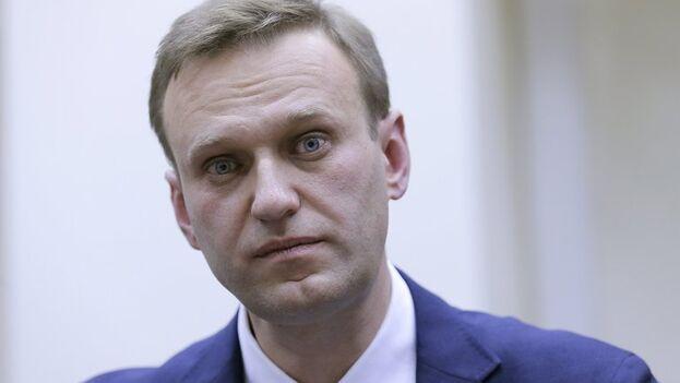 El líder opositor ruso Alexéi Navalni. (EFE/EPA/Maxim Shipenkov/Archivo)