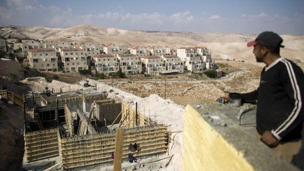 Según organizaciones palestinas, los turistas, en ocasiones, desconocían que su destino estaba en territorio ocupado porque la página lo registraba como Israel. (EFE)