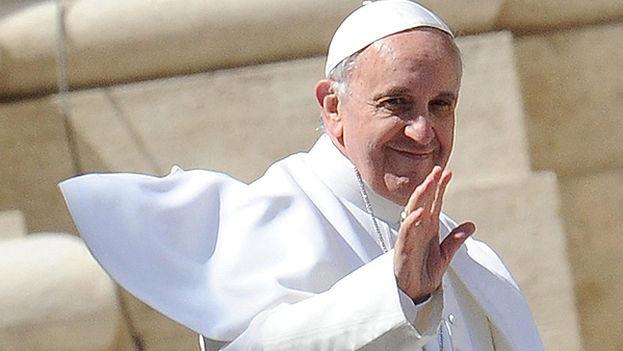 El papa Francisco en el Vaticano. (EFE)