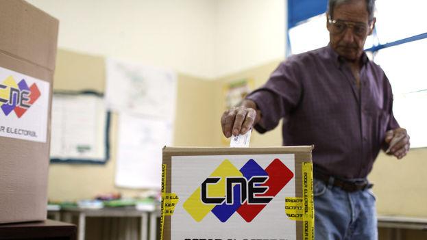 Los partidos que no participaron en las elecciones municipales podrían quedar excluídos de las elecciones presidenciales. (EFE)