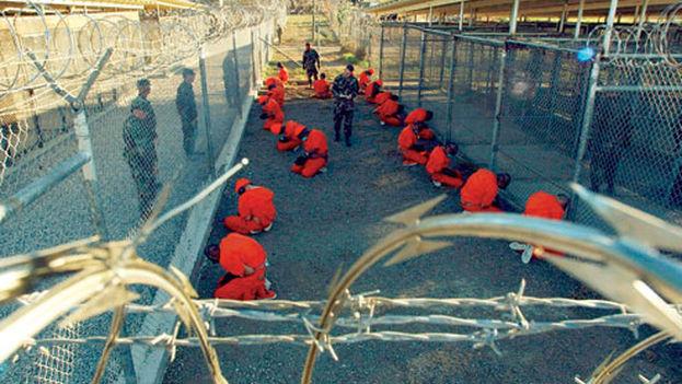 El penal de Guantánamo tiene actualmente 107 presos. (CC)