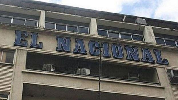 El periódico 'El Nacional' enfrenta varios procesos legales, algunos de ellos por demandas de dirigentes chavistas. (EFE)