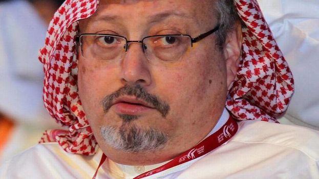 El periodista de origen saudí radicado en Estados Unidos, Jamal Khashoggi. (EFE)