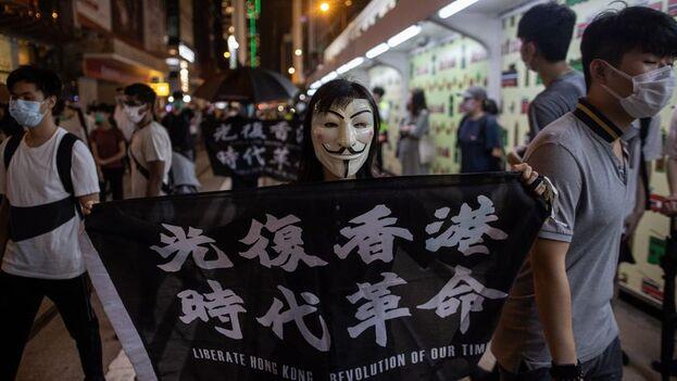 La medida podría limitar el trabajo de periodistas independientes o de estudiantes de periodismo que tomaron imágenes o informaron de las protestas prodemocráticas. (EFE)