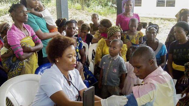 La poliomelitis es una enfermedad infecciosa, causada por un virus, que no tiene cura (EFE)
