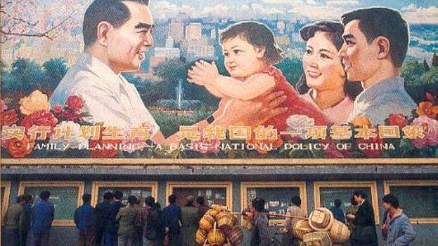 La política del hijo único se puso en marcha en 1979 para reducir los problemas de superpoblación del gigante asiático