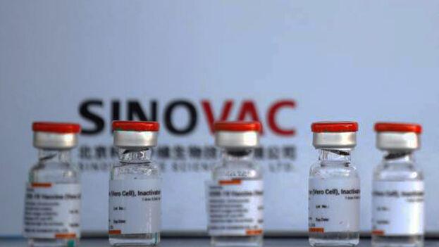 El retiro de dosis fue una medida de precaución para evitar la exposición de la población a un posible riesgo inminente, señaló Anvisa. (EFE)