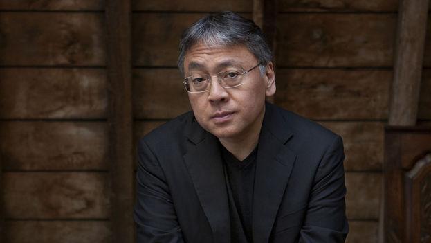 El premio nobel de Literatura, Kazuo Ishiguro. (EFE)