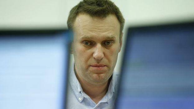 La jornada nacional de protesta contra la corrupción fue convocada por el líder opositor y candidato a la presidencia de Rusia, Alexéi Navalni. (EFE)