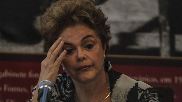 La presidenta brasileña, Dilma Rousseff. (EFE)