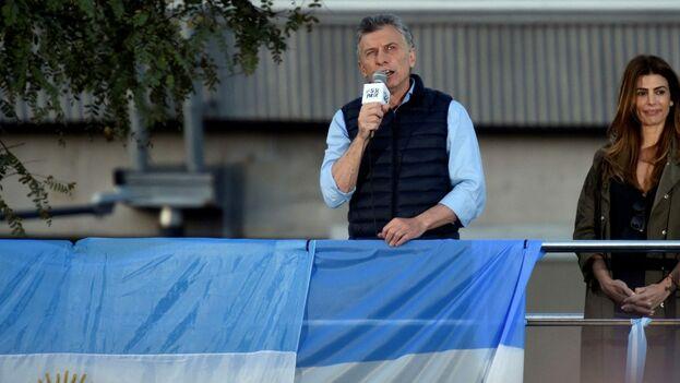 El presidente de Argentina, Mauricio Macri. (EFE)