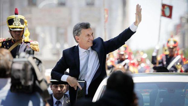 El presidente de Argentina, Mauricio Macri. (Facebook)