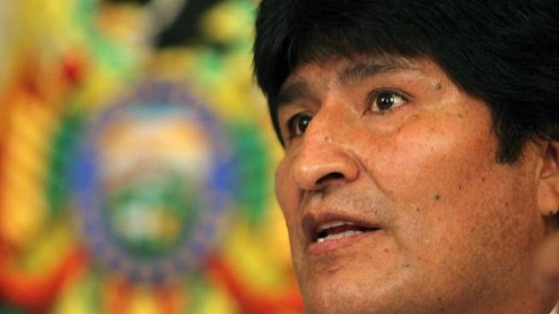 El presidente de Bolivia, Evo Morales. (EFE)