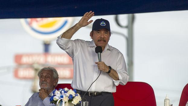 El presidente de Nicaragua, Daniel Ortega. (EFE)