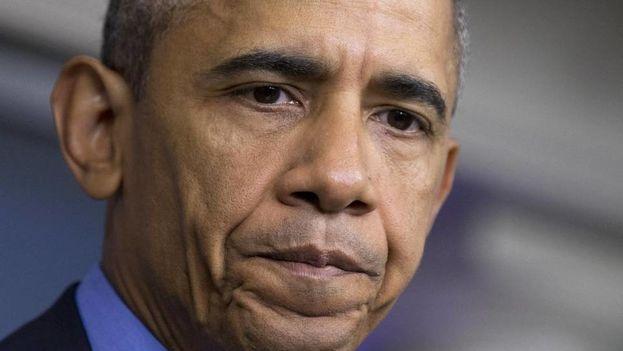 El presidente Obama se pronuncia sobre la masacre en un club gay de Orlando (EFE)
