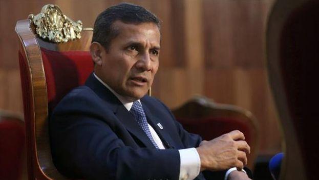 El presidente de Perú, Ollanta Humala. (EFE)