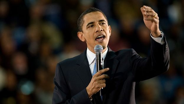 El presidente de Estados Unidos, Barack Obama (CC)