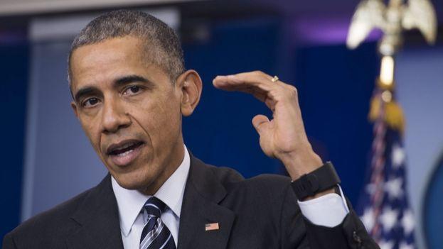 El presidente de Estados Unidos Barack Obama. (EFE)