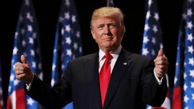 El presidente electo de Estados Unidos, Donald Trump. (Facebook)