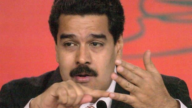 El presidente de Venezuela Nicolás Maduro. (EFE)