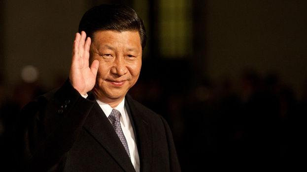 El presidente chino, Xi Jinping. (EFE)