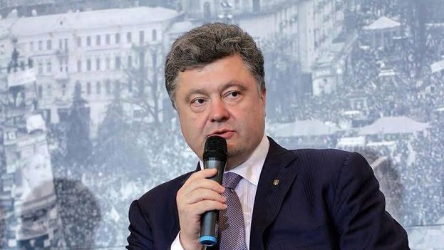 El presidente ucraniano, Petró Poroshenko. (Facebook)